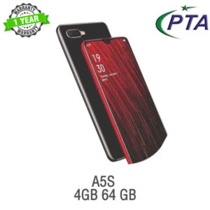 Oppo a5s 4gb ram price in pakistan